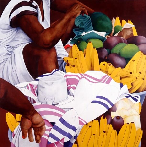 óleo-lienzo-bazurto-ana-mercedes-hoyos-arte-colombiano