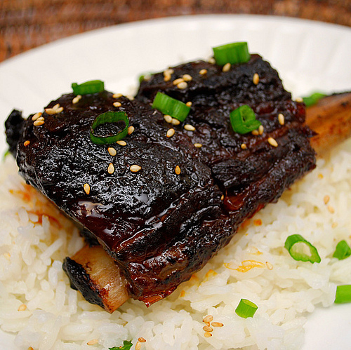 short ribs slow cooker korean grass fed short ribs serves 4 6 slow ...