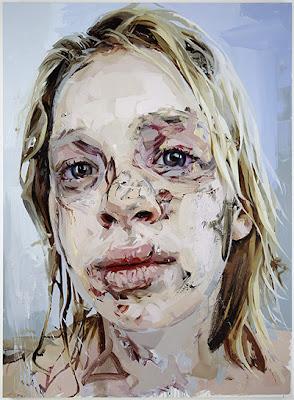 Jenny Saville - Bleach, 2008