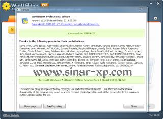 WinUtilities Professional Edition 11.38 Full Version