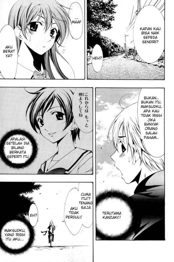 Komik Kimi Ni Iru Machi 04 page 6