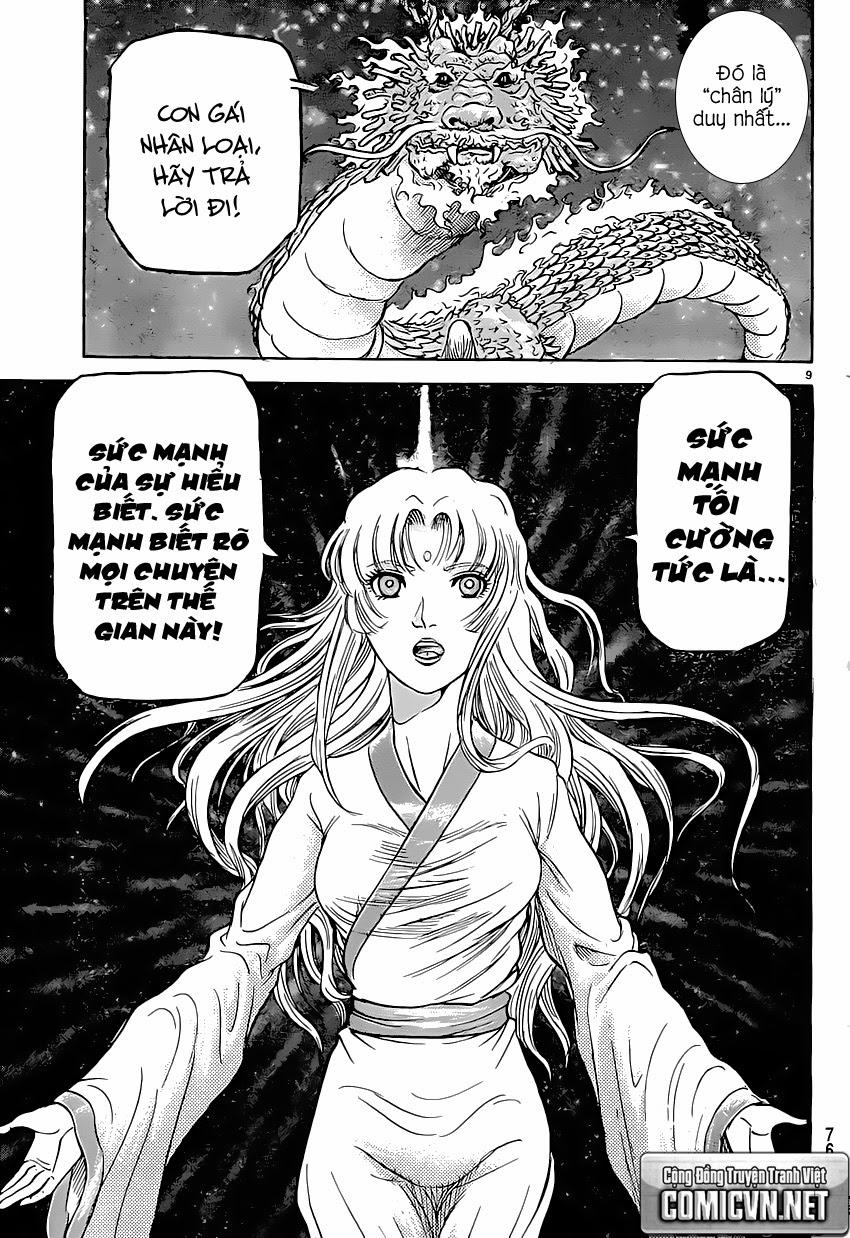Chú Bé Rồng - Ryuuroden chap 247 - Trang 10