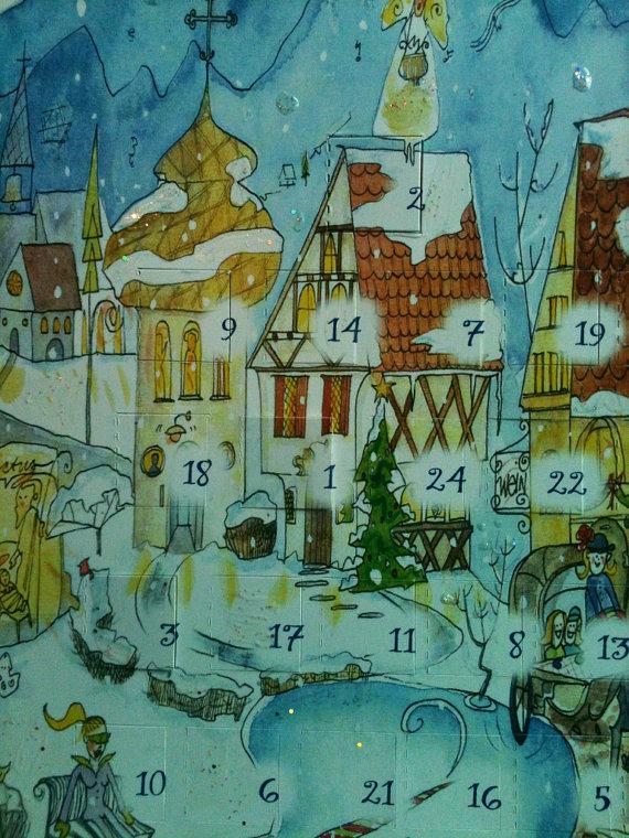 German Christmas Celebrations | Nikolaus | Advent ...