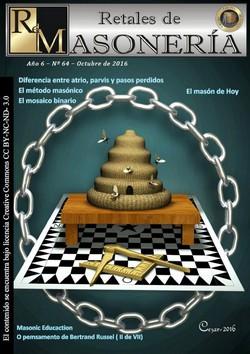 Revista Retales de Masonería