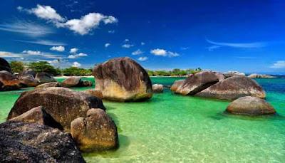 Wisata Kepulauan Bangka Belitung