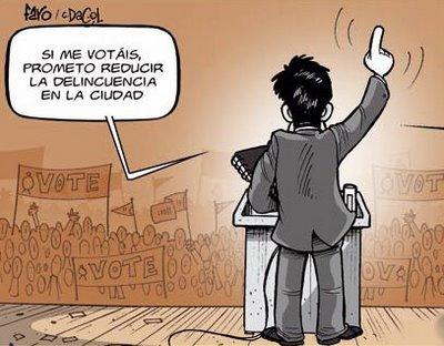 el politica:
