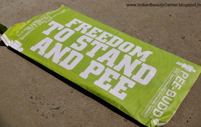 PeeBuddy (Freedom to stand and pee) SafetyKart