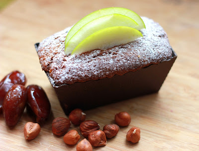 Let Her Eat Cake: Little Apple Pudding Loaves