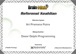 sertifikasi online