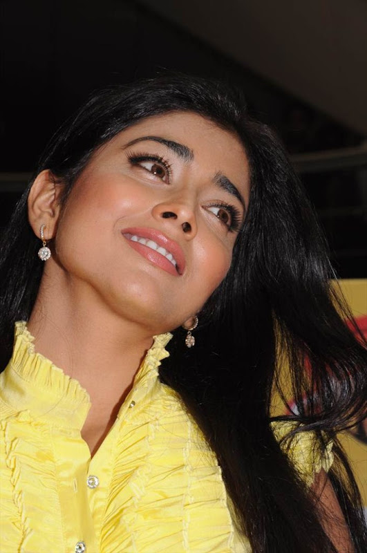 Shriya Saran at CCL Promotional Event cleavage