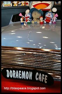 Doraemon De Cafe, JB