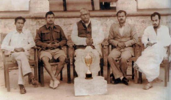 Osho in Jabalpur