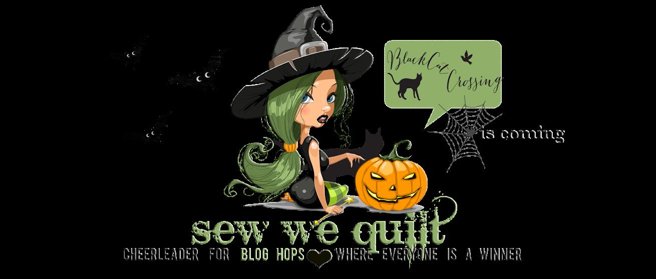 ! Sew we quilt