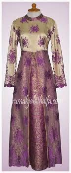 Foto Model Baju Kebaya Pesta Muslimah