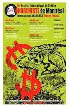 14e Festival international de théâtre anarchiste de Montréal