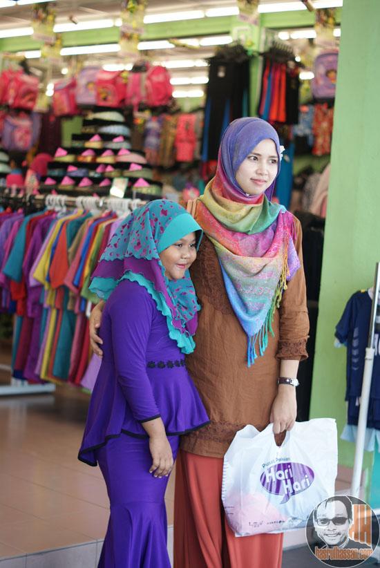 Shopping Raya 2014 Pulau Pinang