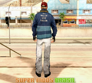 [Mod GTA SA] Skin Chav - Killing Floor 2
