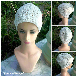 Crochet Lace Hat