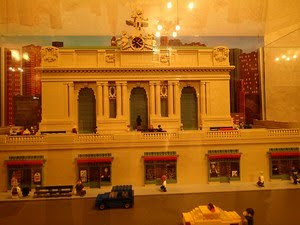 GCT en Lego, New York