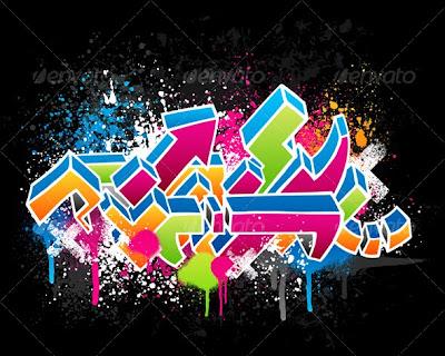 3_Graffiti Lettering 2011