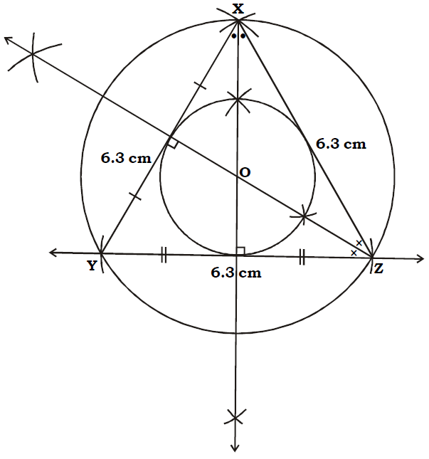 circumcircle and incircle relationship