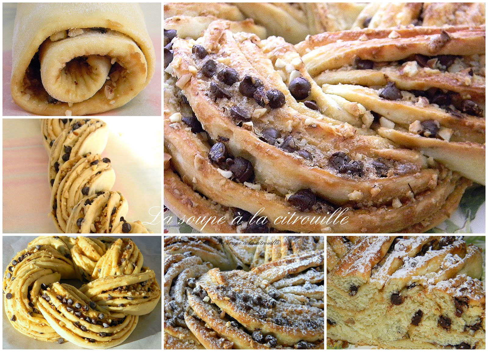 Apprentis cuistots : le coin des gourmets - Page 2 Mosaique+kringle