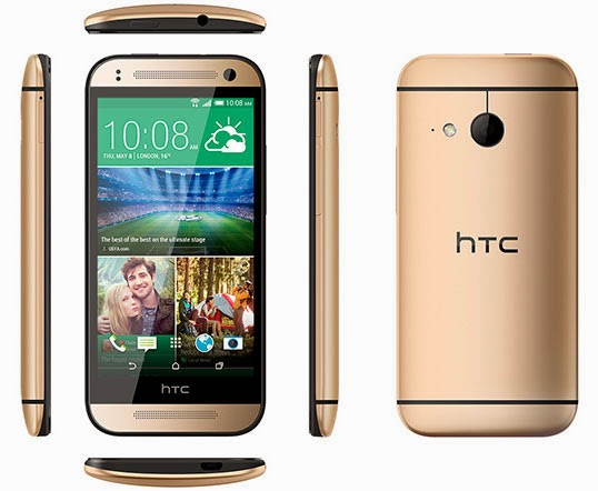 Harga HTC M8 Mini - HTC One 2 Mini