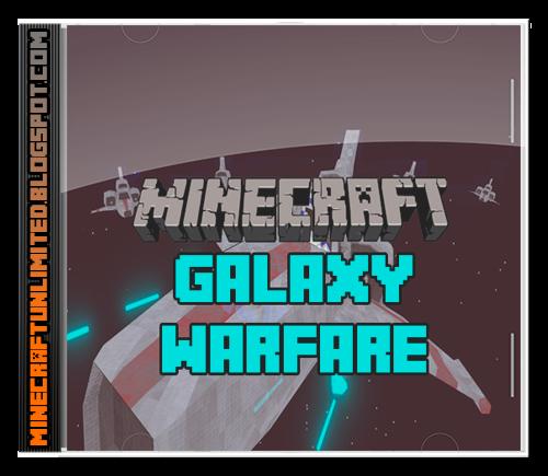 Galaxy Warfare Mod Minecraft
