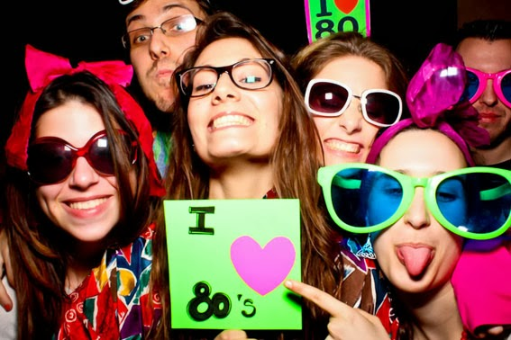Photo booth para bodas