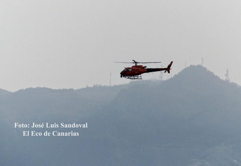 foto conato incendio forestal san jose de alamo las palmas gran canaria