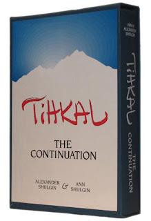 Tihkal: The Continuation, Alexander Shulgin; Ann Shulgin