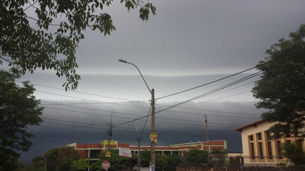 Anuncian lluvias con tormentas para la Región Oriental