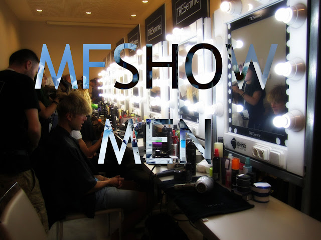 MFShow Men SS 16 by El Corte Ingles Cremieux Tenkey TRESemme Esencia Trendy  menswear runway luxe dresses style men model