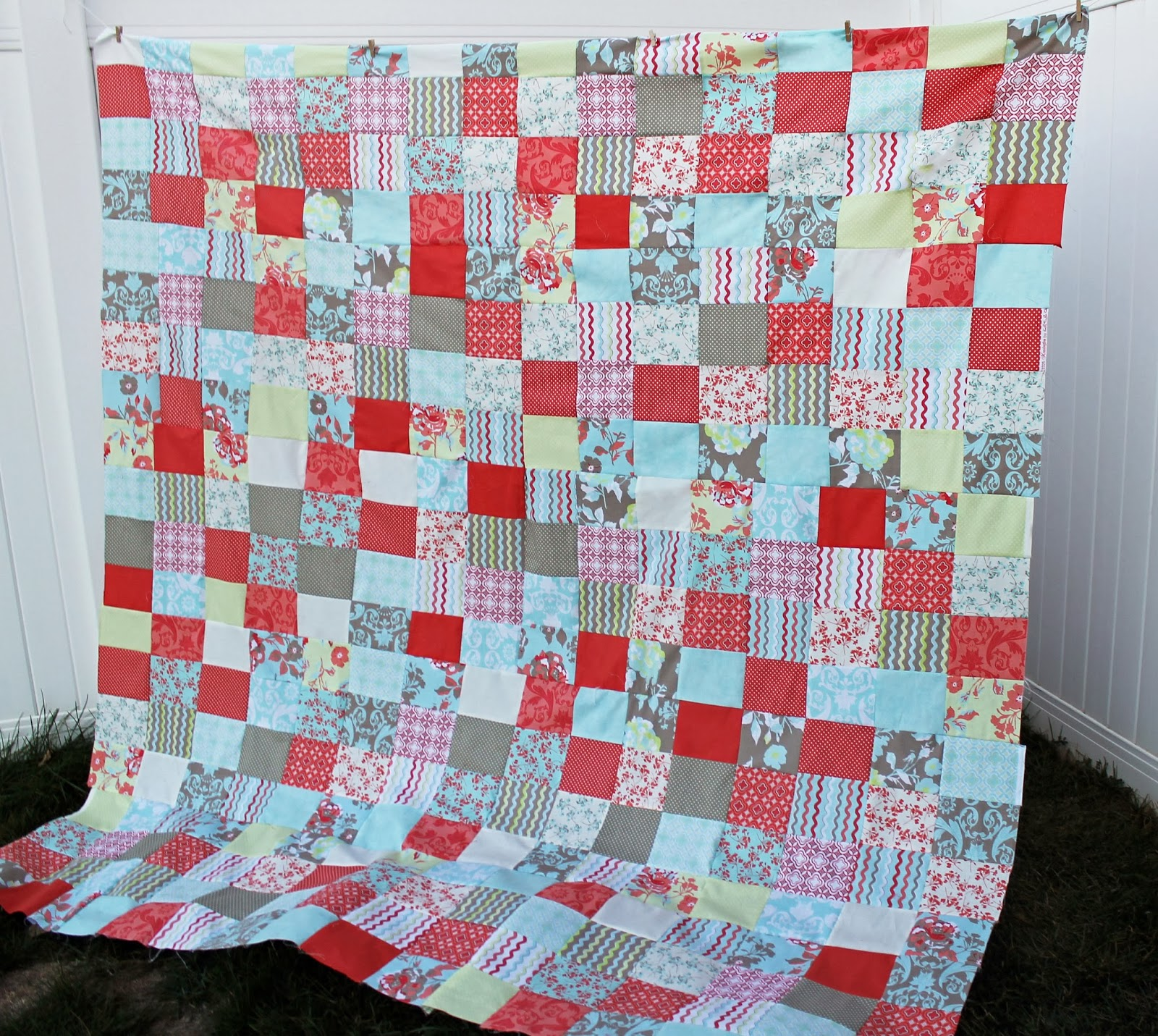 Free Patchwork Quilt Patterns Cots : Patchwork Quilt Patterns For Beginners www.imgkid.com - The Image Kid Has It!
