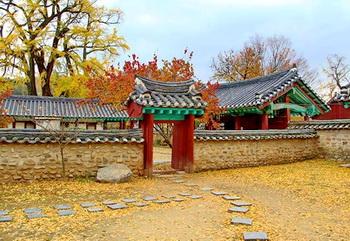 jeonju hyanggyo wisata korea