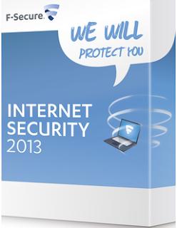 F-Secure Anti-Virus 2013 free download