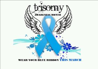 TAM - Trisomy Awareness Events! -