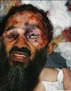 Osama Bin Laden Death Image