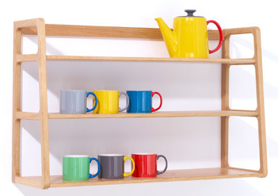 wall shelves, 3 tiers