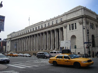 Grand Post Office de Nueva York