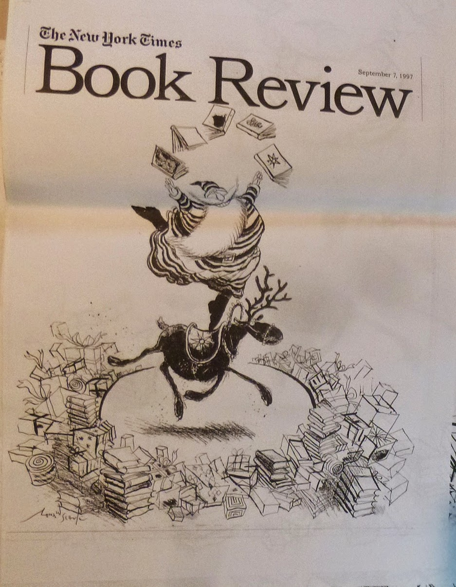 ny times review Complete contents of the book review since 1997.