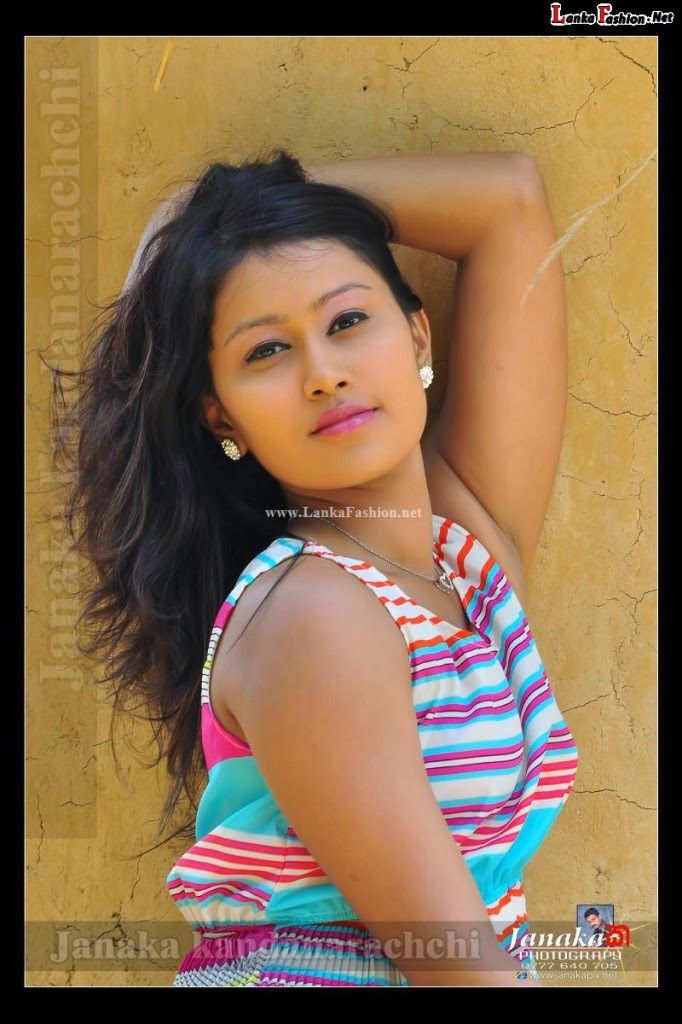 Sri Lankan hot sexy model Chathu Paba Dilhara