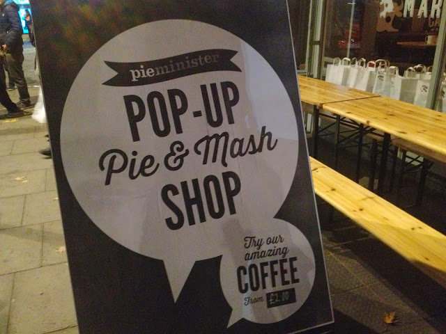 Pieminister Pop Up