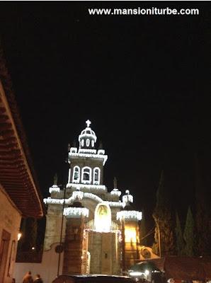 Santuario de la Virgen de Guadalupe en Pátzcuaro