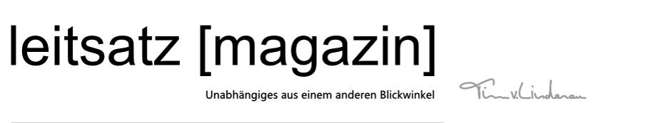 leitsatz [magazin]