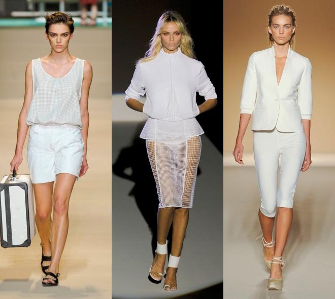 Белая одежда