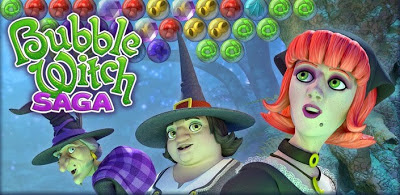 bubble witch saga mod - unlimited lives - unlimited gld
