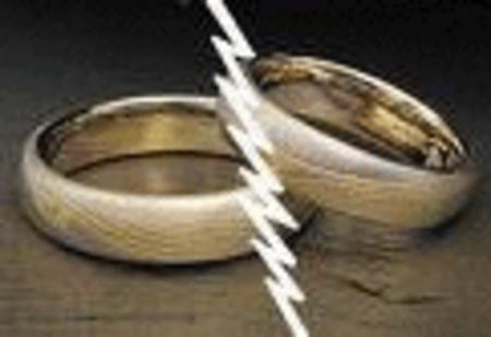 Que significa soñar con divorcio