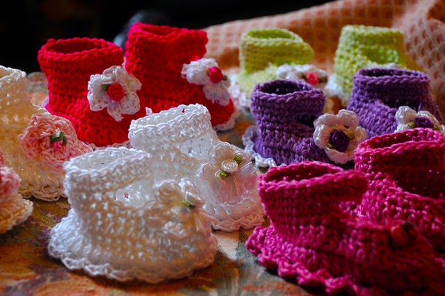 free crochet baby booties patterns, baby booties, free crochet patterns