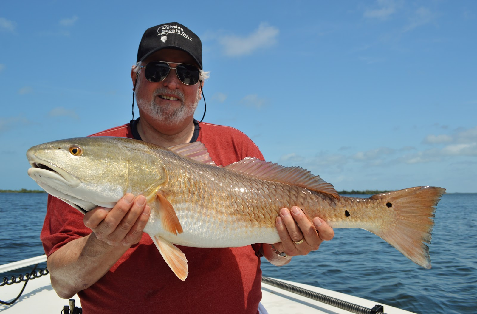 The pine island angler pine island fishing report some for Pine island fishing charters